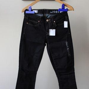 Gap Dark Wash Curvy Jeans